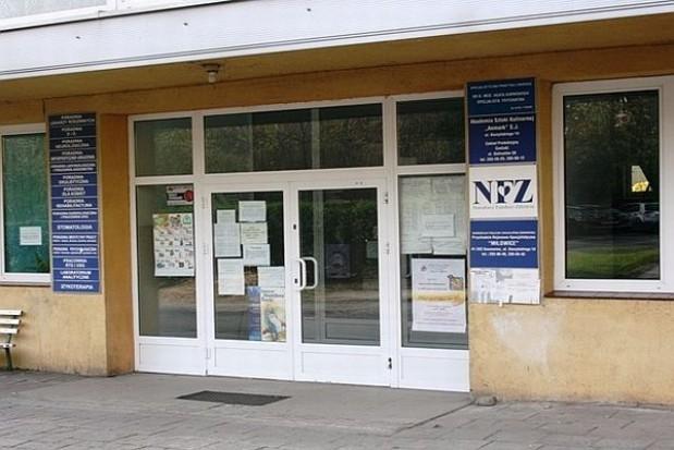 Sprywatyzują przychodnię w Sosnowcu