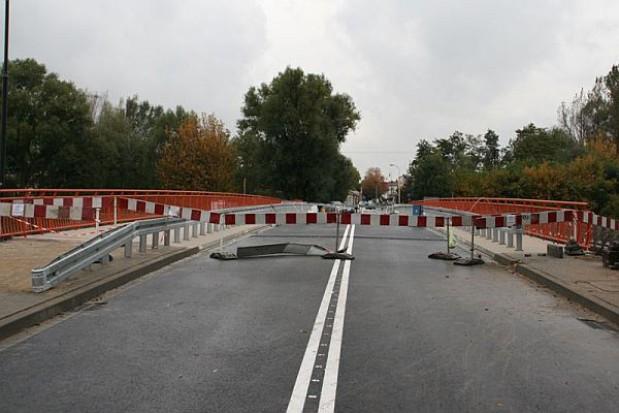 Otwarcie mostu w Konstancinie 10 listopada