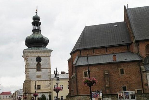 Wieża w Krośnie odzyska blask