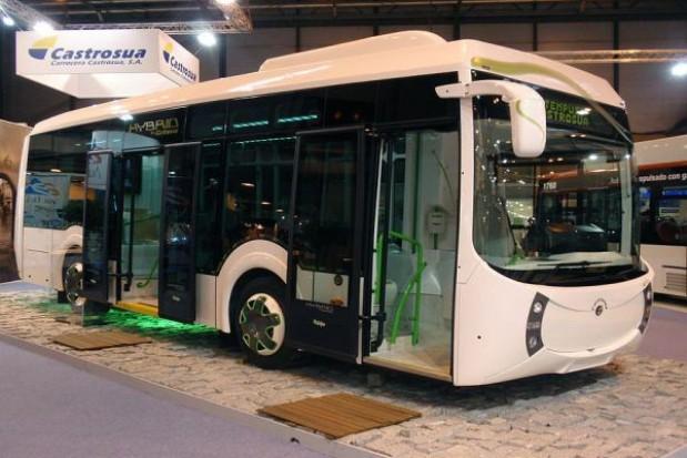 Lublin testuje autobus hybrydowy