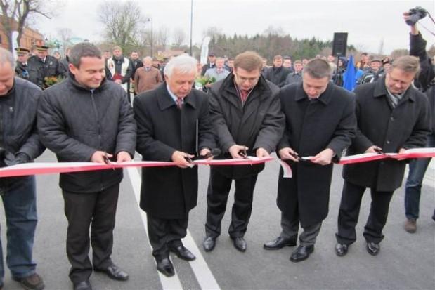 Most w Konstancinie-Jeziornie otwarty
