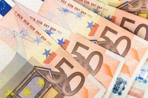 Rzeka euro płynie na Mazowsze