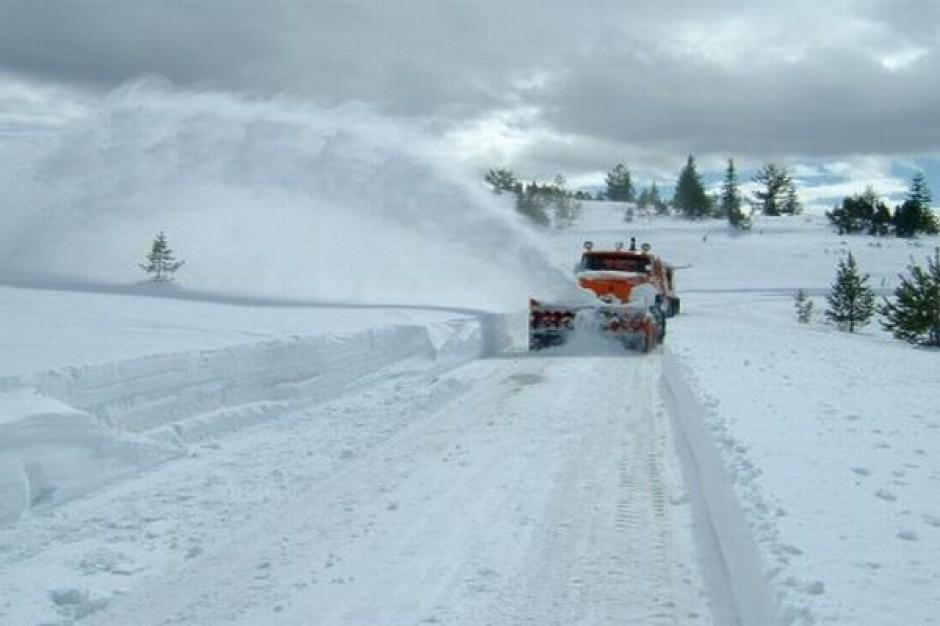 Zimowe utrzymanie włocławskich dróg