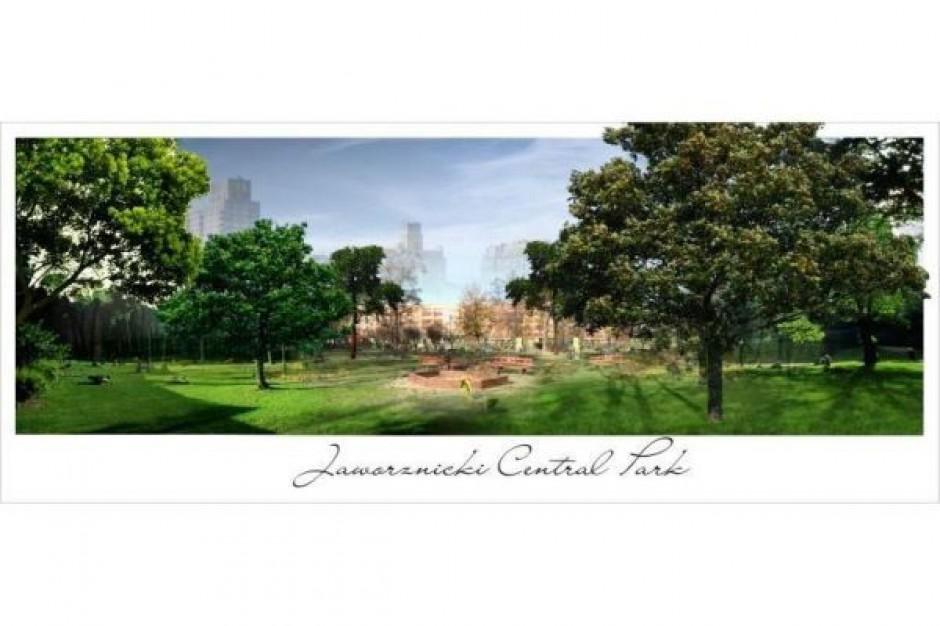 W Jaworznie powstanie Central Park