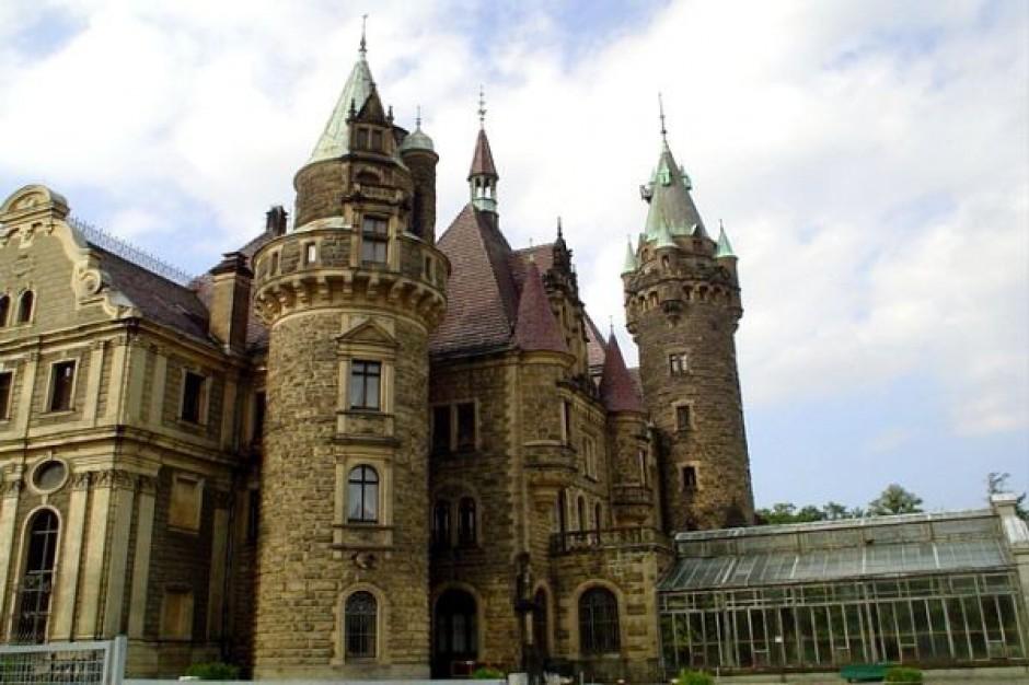 Będzie centrum terapii i rewiatalizacja zamku