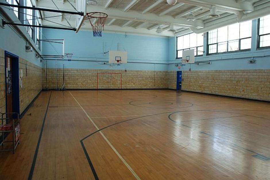 Odbiór sali gimnastycznej w Grudziądzu