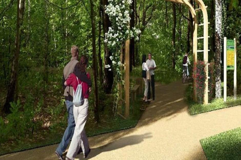 Będzie park leśny w Łodzi