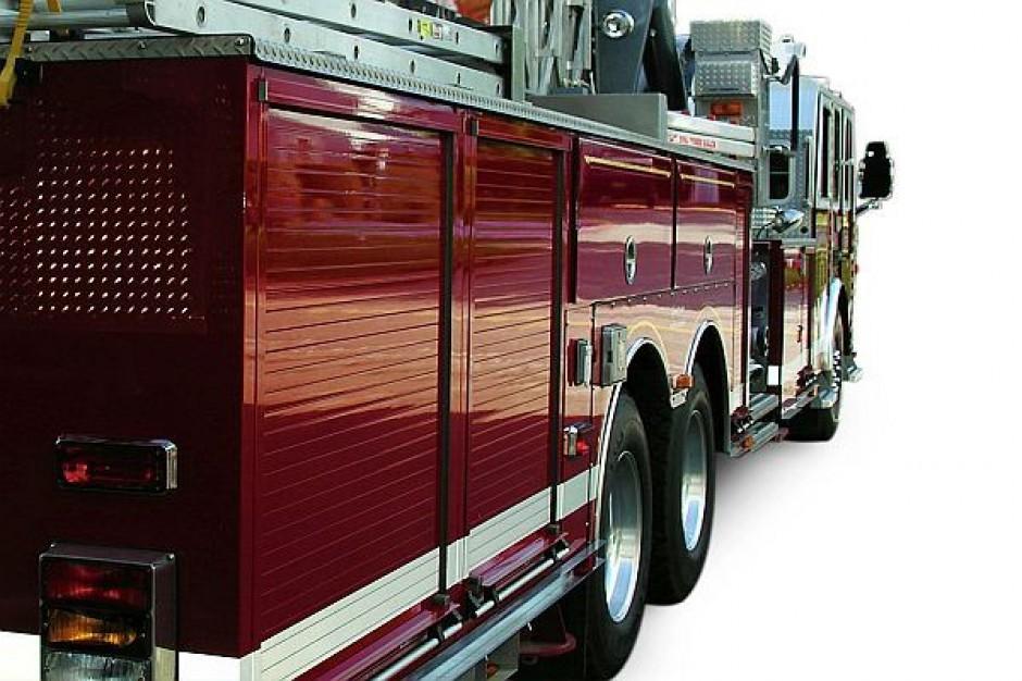 Sprzęt dla mazowieckich strażaków