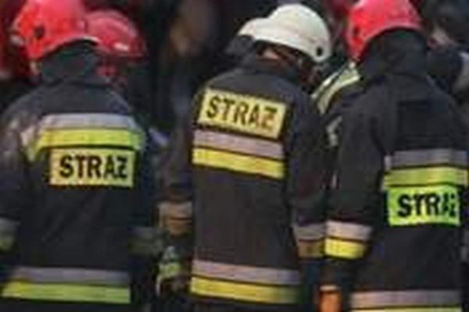 Sprzęt za 10 mln dla strażaków w Wielkopolsce
