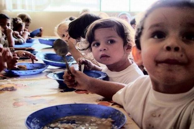 Nauczą dzieci zdrowego odżywiania