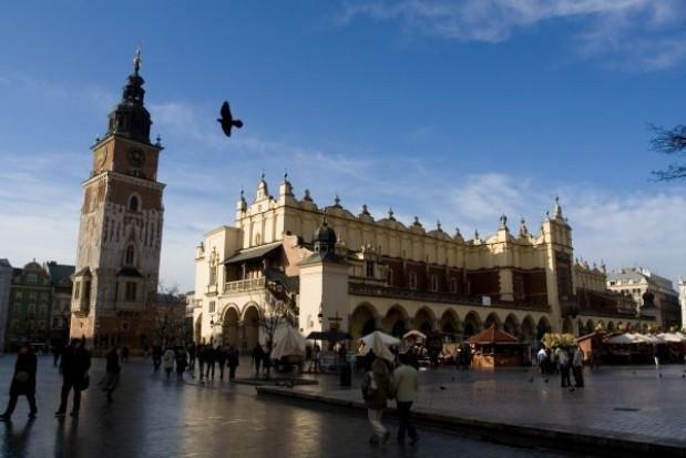 Turyści atakują Kraków