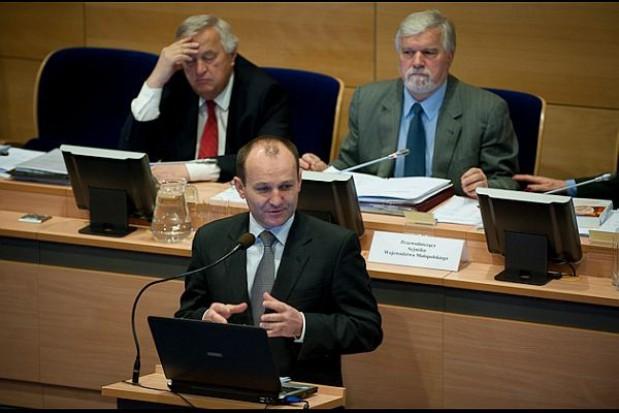 Małopolski budżet po pierwszym czytaniu
