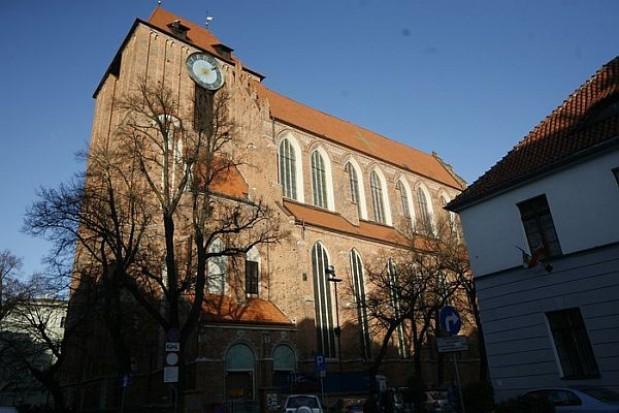 Toruńska katedra po renowacji
