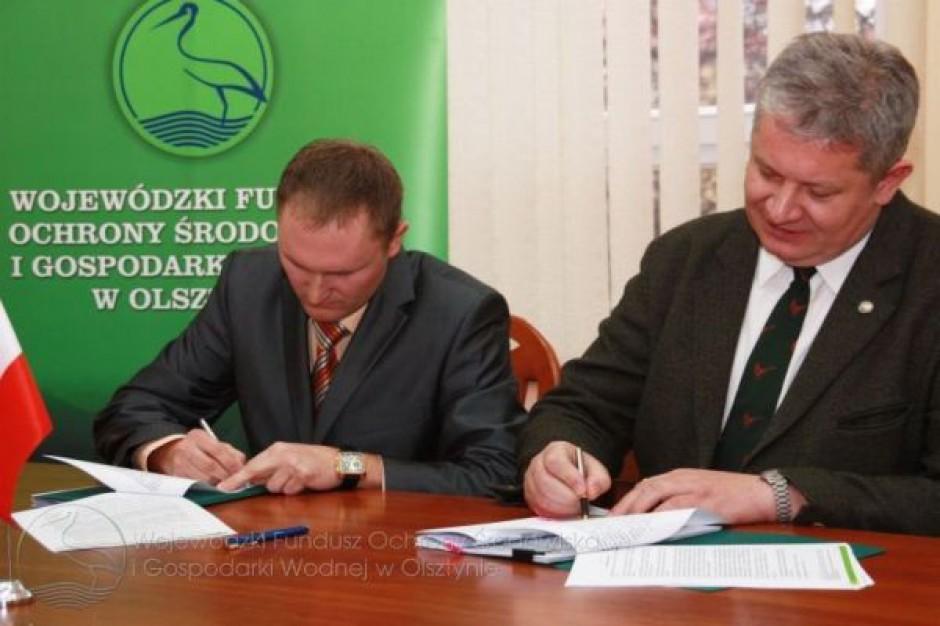 Umowa na modernizację sieci w mikroregionie