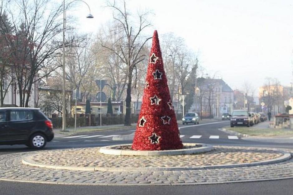 Miasto w świątecznej odsłonie
