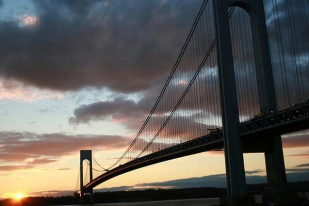Most na Bobrze w Łagodzie gotowy