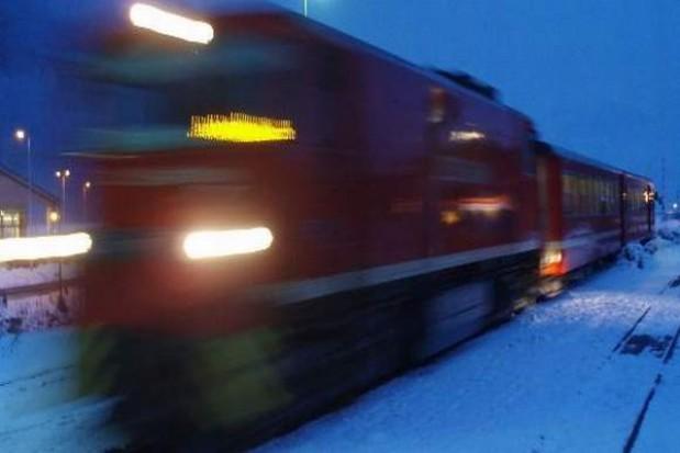 Zmodernizowany pociąg EN57 w Łodzi