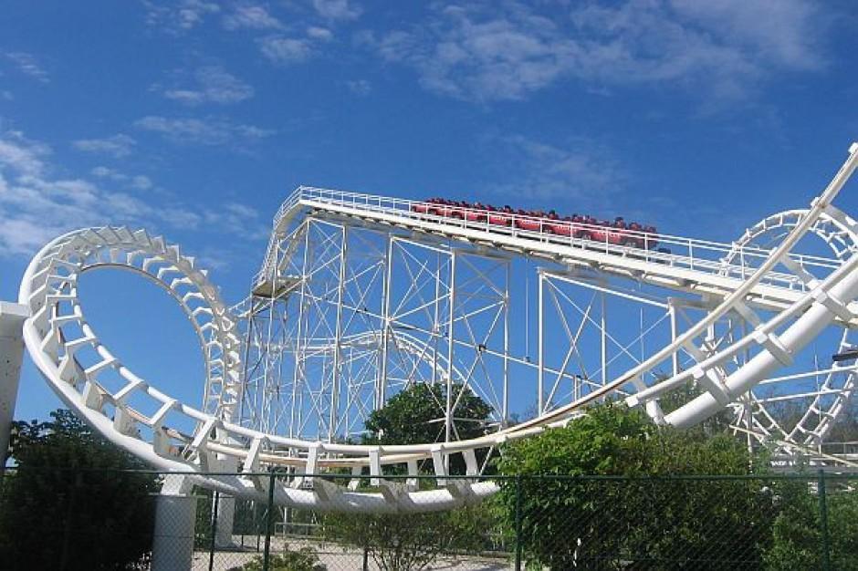 Gigantyczny park rozrywki coraz bliżej