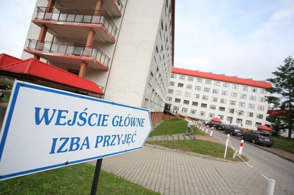 Przekształcenia szpitali: powiaty na pierwszy ogień