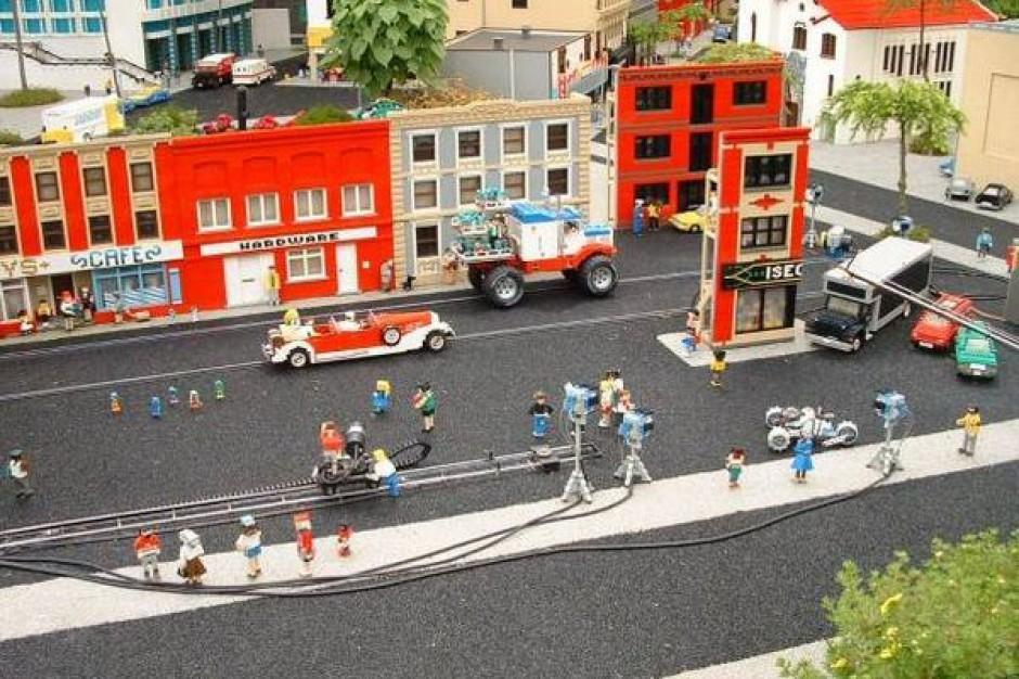 Z Krakowa polecisz do stolicy Lego