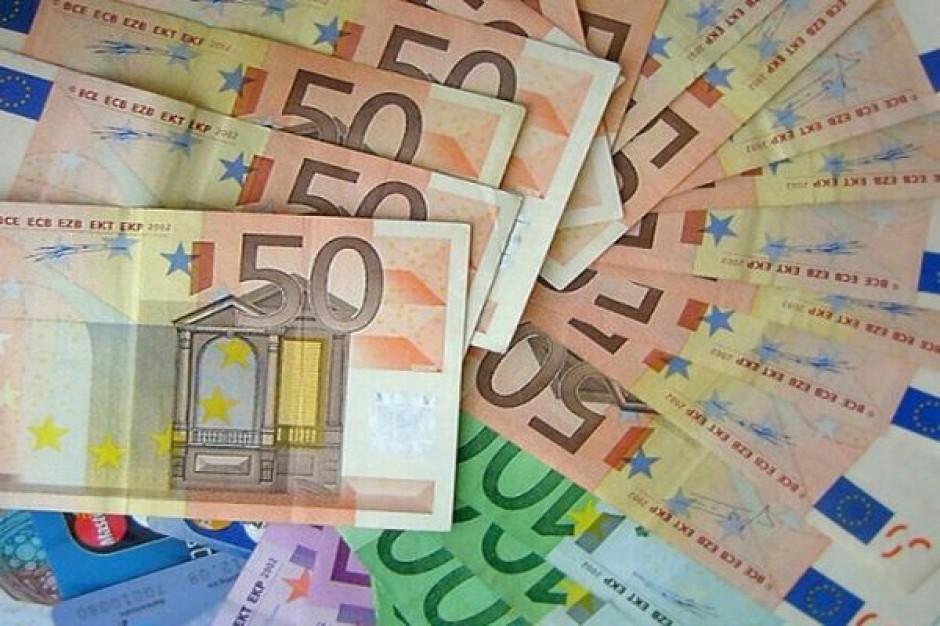 Euro szerokim strumieniem do lubuskiego