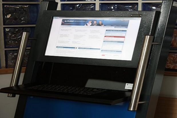 Policyjne infokioski z e-usługami
