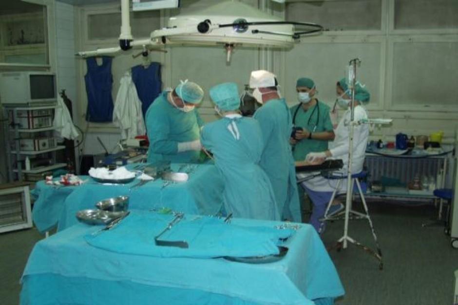 Szpitale spółki do poprawy