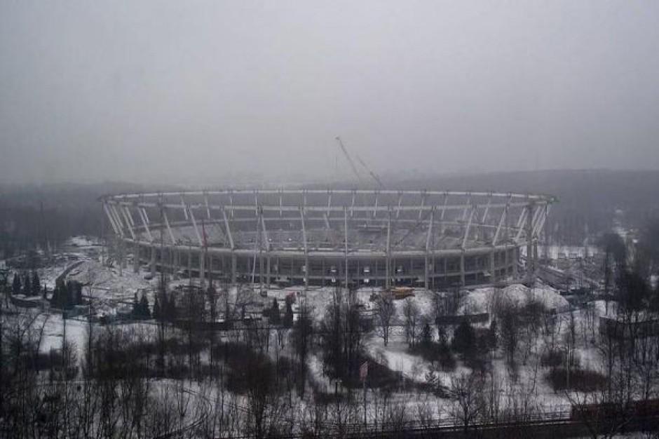 Przyczyny awarii na Stadionie Śląskim