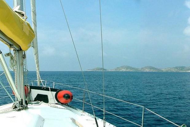 Port jachtowy jak nowy