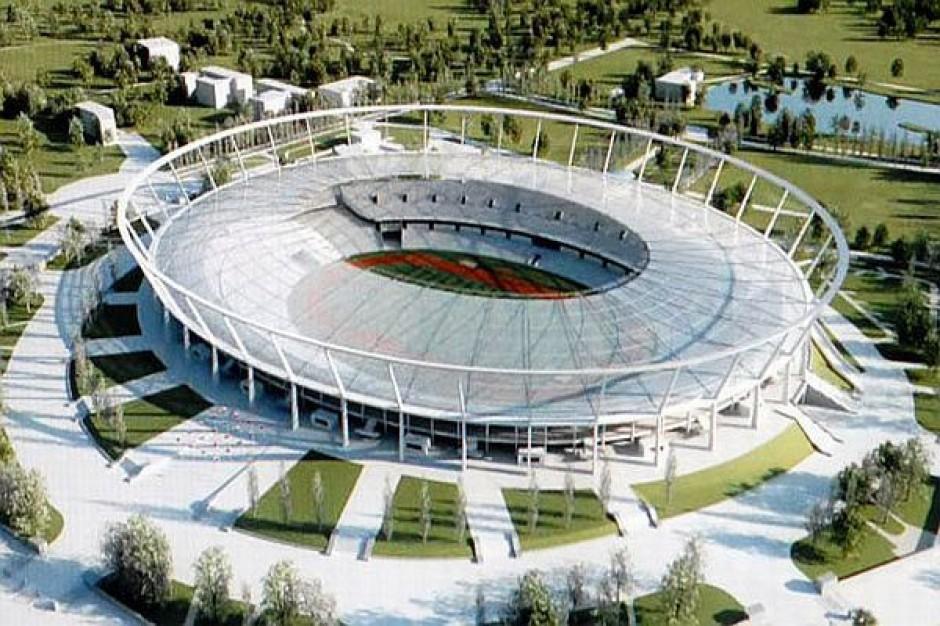 Jest raport o awarii na Stadionie Śląskim
