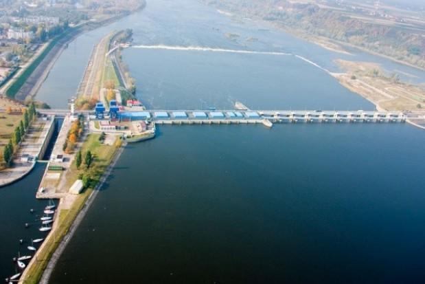 Wstępne lokalizacje elektrowni na Wiśle w 2012