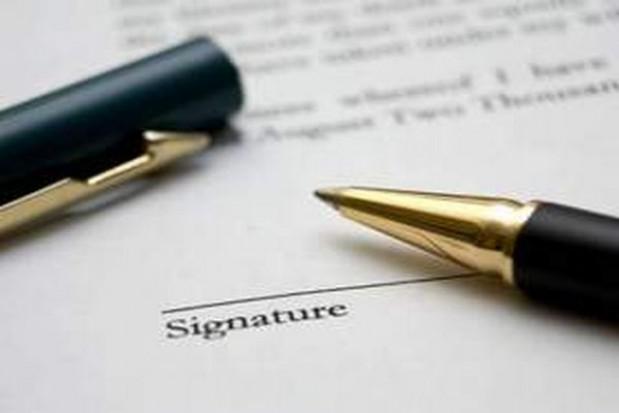 Umowy  w ramach PROW podpisane