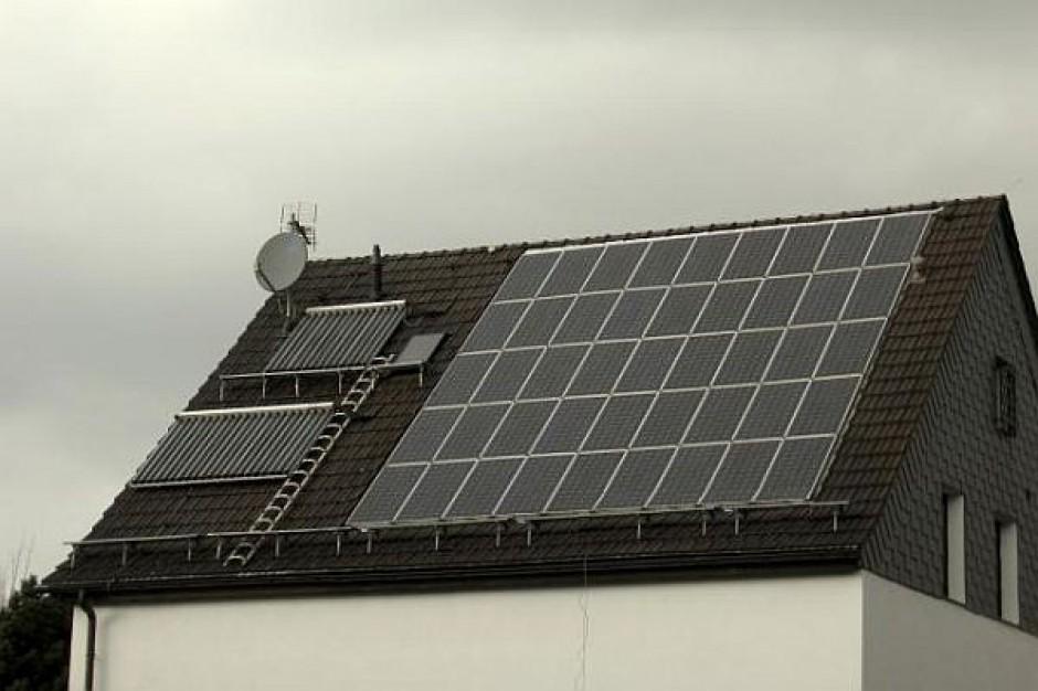 Szwajcaria dofinansuje solary w Małopolsce