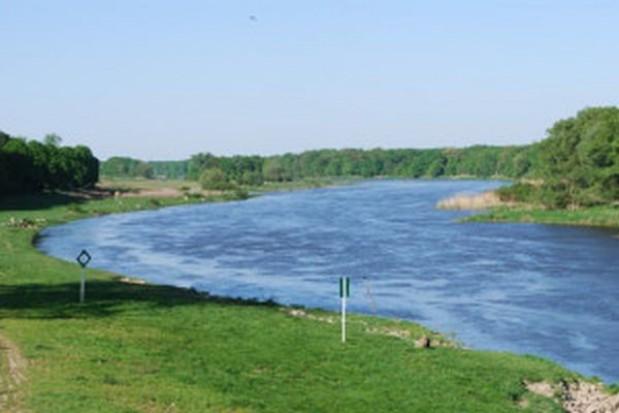 Budowa przejścia przez rzekę w Elblągu