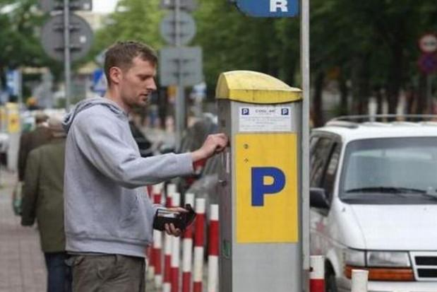 Przetarg na parkomaty w Koszalinie