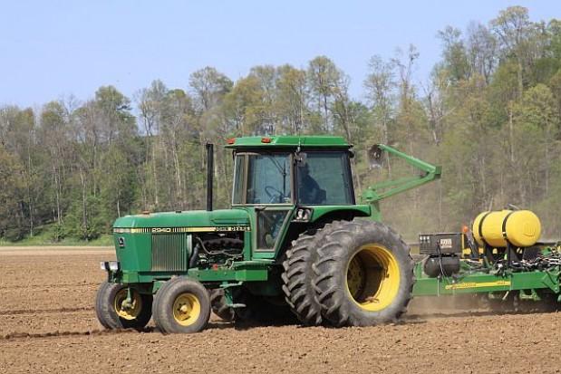 Zagospodarowano 62 proc. gruntów rolnych