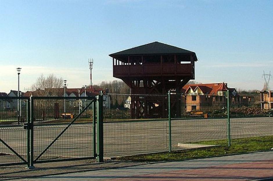 Teren rekreacyjny w Mierzynie – finisz!