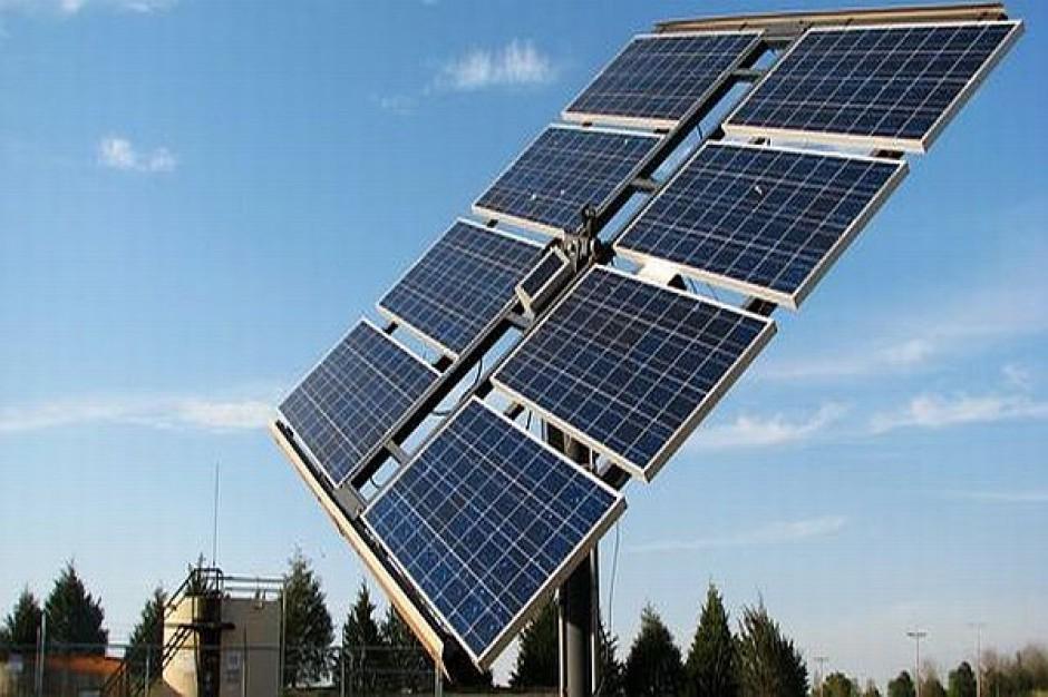 W gminie Maków instalują kolektory słoneczne