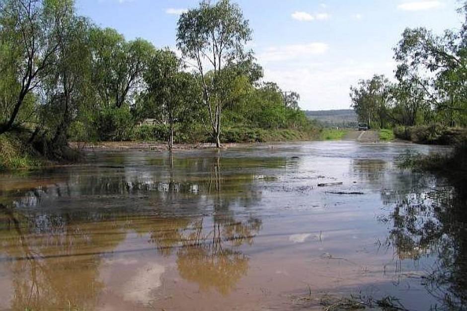 Polder uchroni przed powodzią