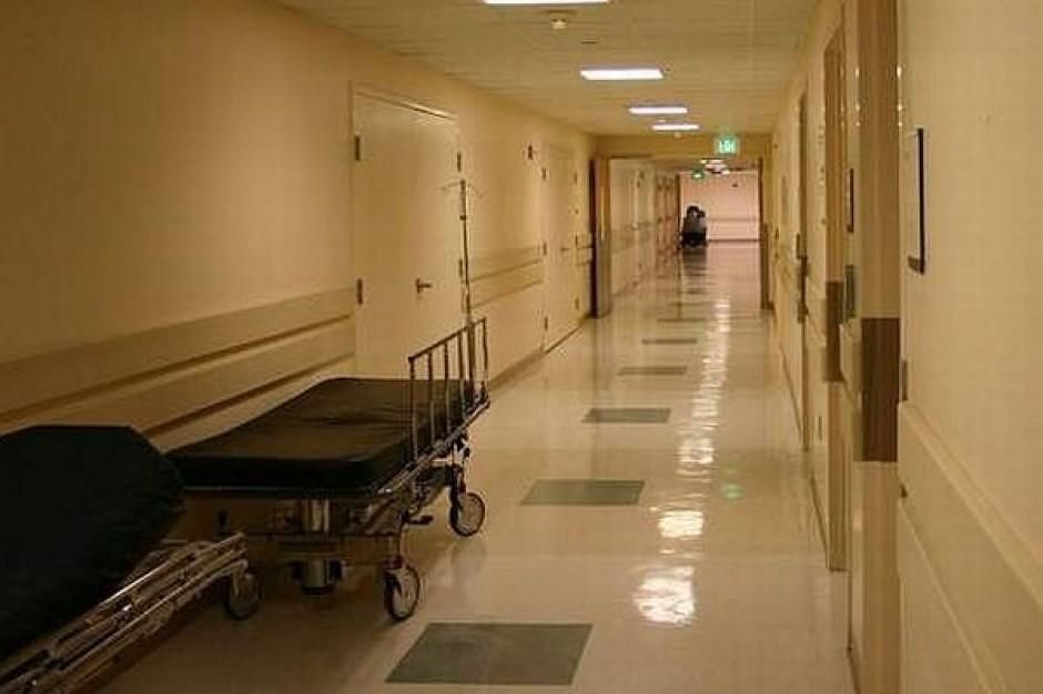 Oddział ortopedii onkologicznej czeka wygaszenie