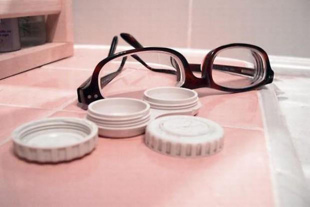 Ośrodek dla niewidomych bez okulisty