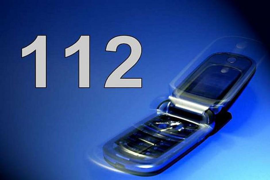 Umowa na sprzęt do obsługi numeru 112