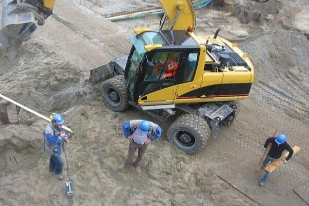 Trwa budowa autostrady A4 Szarów – Tarnów