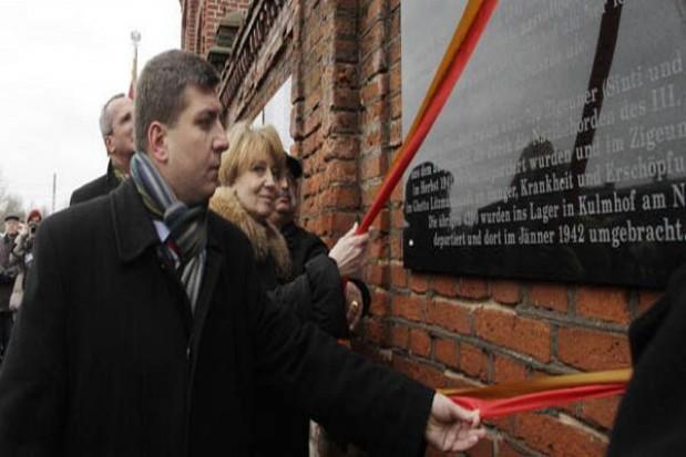 Upamiętnili likwidację obozu cygańskiego w Łodzi
