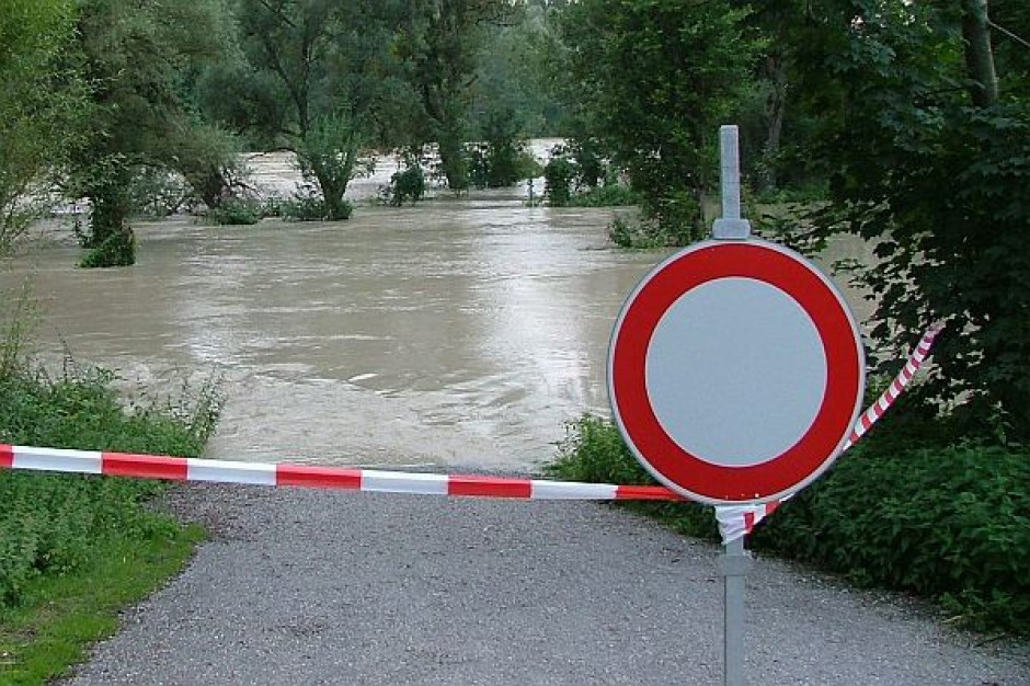 23,5 mln zł na odbudowę po powodzi