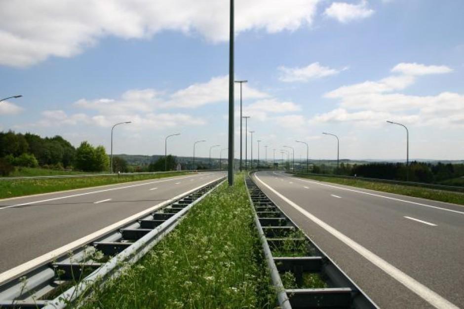 Gordyjski węzeł na A1 w Tuszynie