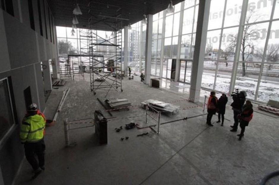Nowe centrum Targów Łódzkich