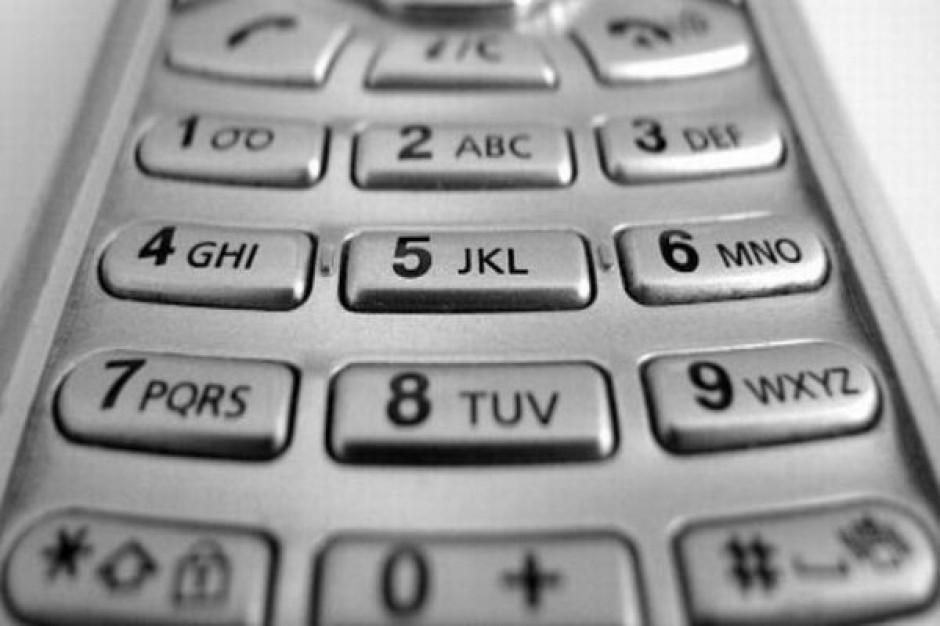 System SMS powiadomi o zagrożeniu