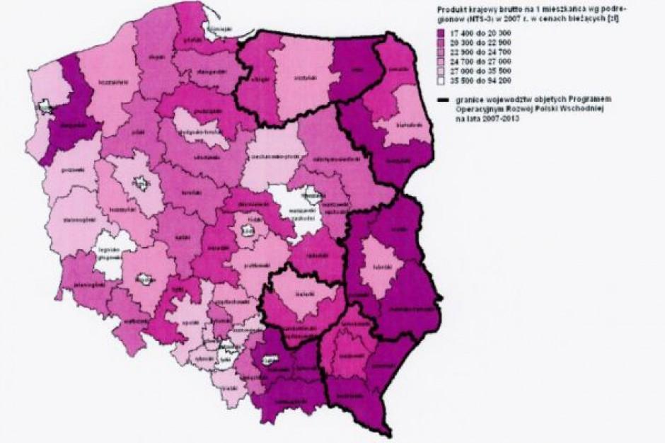 Radom nadal optuje za Polską Wschodnią