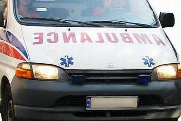 """""""Terenowy"""" ambulans dla szpitala w Dobrym Mieście"""